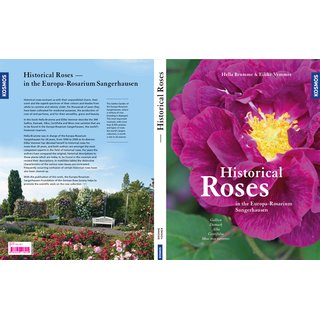 Historical Roses in the Europa-Rosarium Sangerhausen